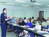 SAGE Citizens' Police Academy