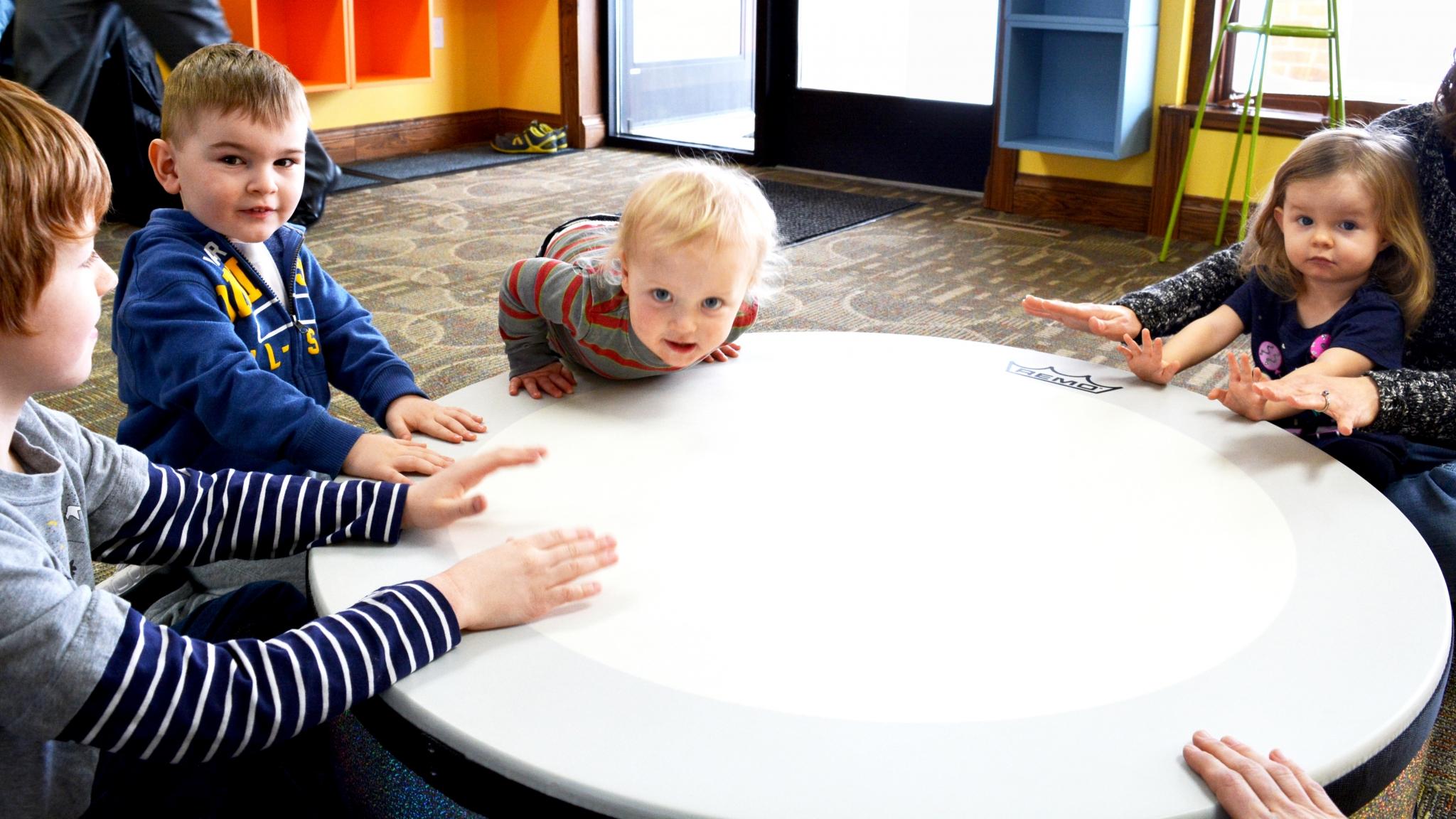 Toddlers Make Music - Spring