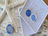 Jewelry Making for Beginners: Art Resin Pendant & Earrings