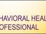 Behavioral Health Professional Certification