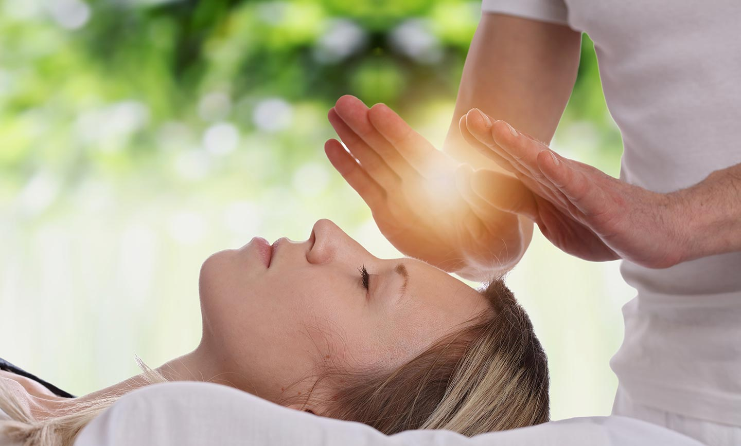 Reiki I & II Certification