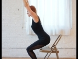 Chair Yoga W19