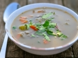 Sea Vegetables in Soups