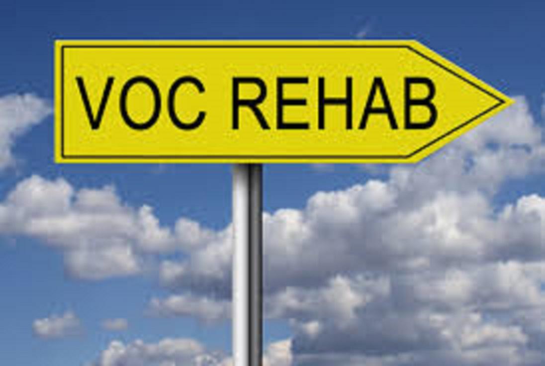 Vocational Rehabilitation Apr. 16
