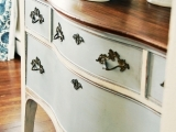 Chalk Paint Your Furniture or Cabinets W18