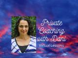 Virtual Private Coaching with Dani