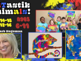 ARTastik Animals! June 14-18