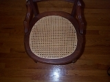 Chair Caning Fall 2017