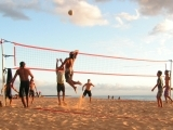 4 Player Team Co-ed League Volleyball