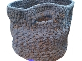 Crochet a Basket