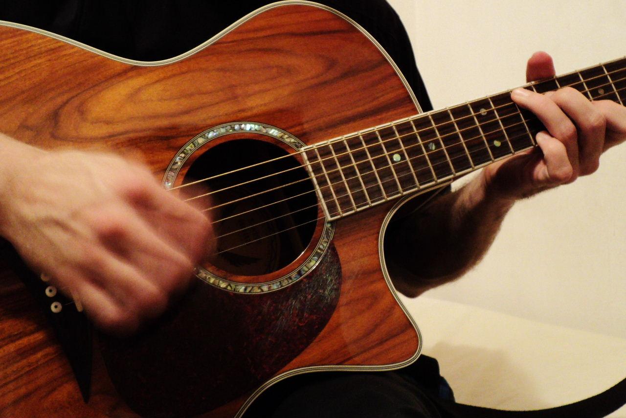 Beginner Guitar - Session II