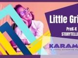 Little Griot Storytellers (PreK-K)