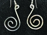 Hammered Sterling Silver Jewelry