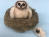 Darling Needlefelted Animals