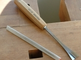Sharpening Woodworking Tools (Wednesday-April)
