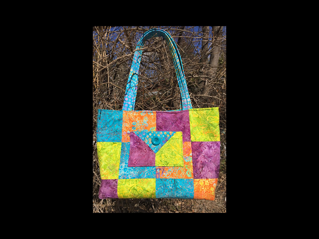 Autumn's Awesome Go-Anywhere Tote