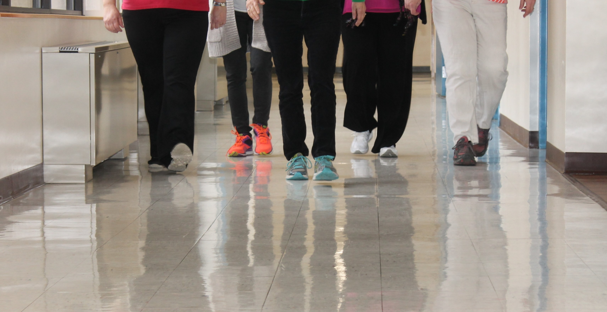 Walking for the Health of It!