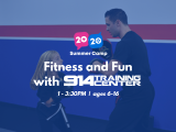 1:00PM | Fitness and Fun (with 914 Training Center)