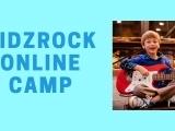 KidzRock Online Camp (Aug)