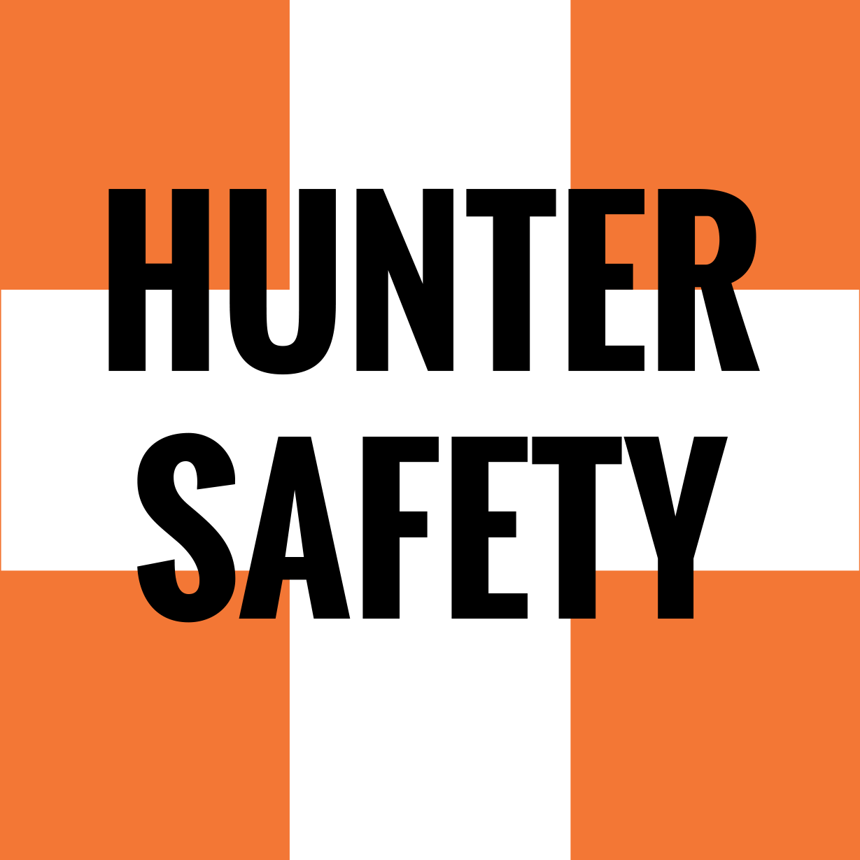 Hunter Safety- Firearms