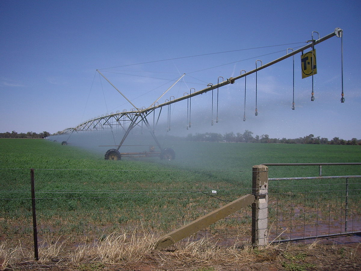 Irrigation of Aroostook County's Farm