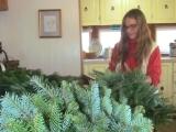 Wreath Making Workshop Fall 2017