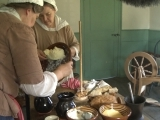 Introduction to 18th Century Cookery at Fort Western W20