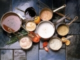 FULL - Kitchen Basics: Classic Mother Sauces - Thurs AM