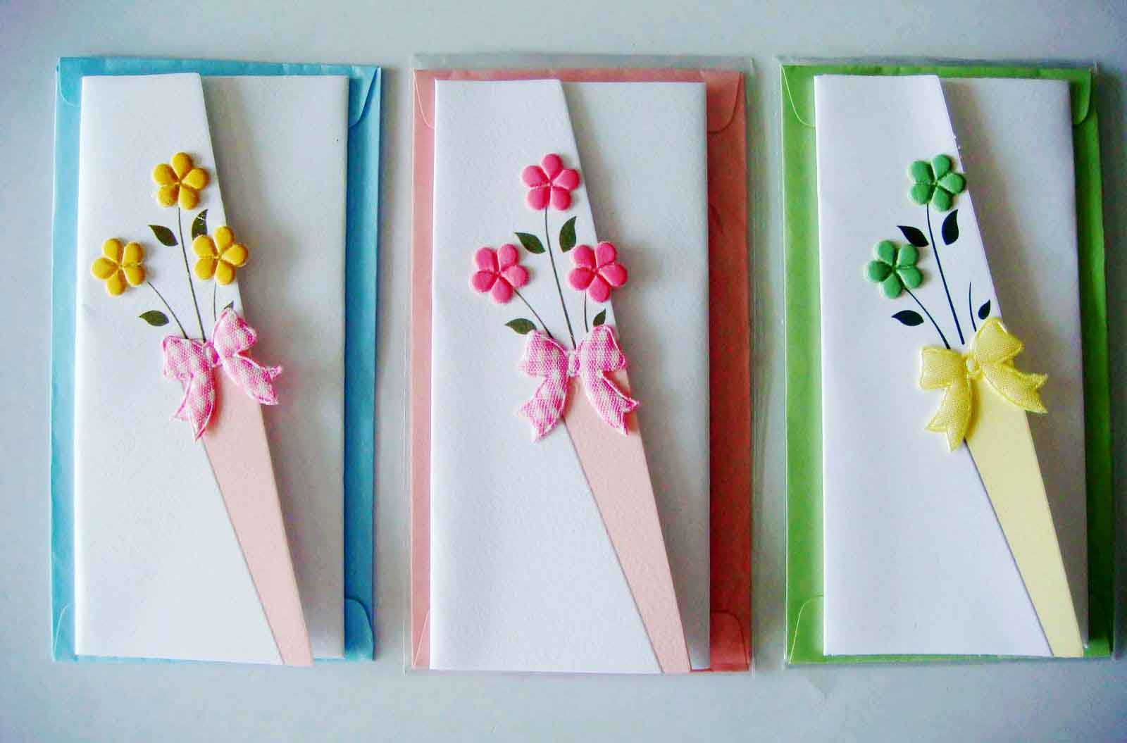 Homemade Greeting Cards