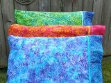 Level 1: Pillowcase (straight seams)