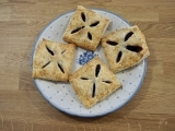 Blueberry Hand Pies: Live Online