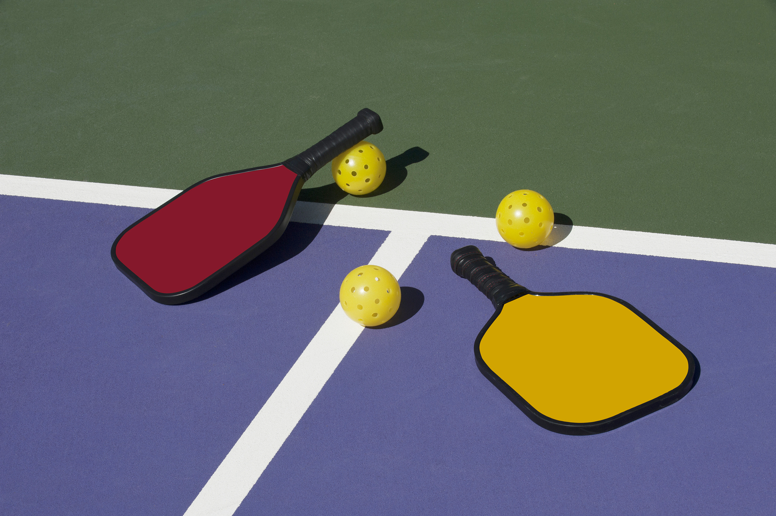 Intro to Pickleball - Hampden Daytime