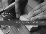Basic Printmaking at Home