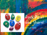 Rock Paint and Share!