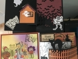 DIY Halloween Card Kit