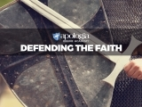 *ESSENTIAL APOLOGETICS: DEFENDING CHRISTIANITY/LIVE (Option 1)
