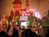 Wednesday Cinderella production class