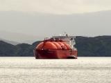 Tank Ship Liquefied Gasses