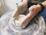 Pottery Wheel - Plates - 2 Day Workshop