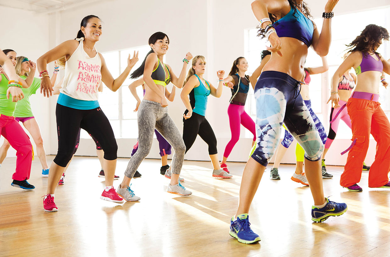 Zumba Fitness: Spring Session