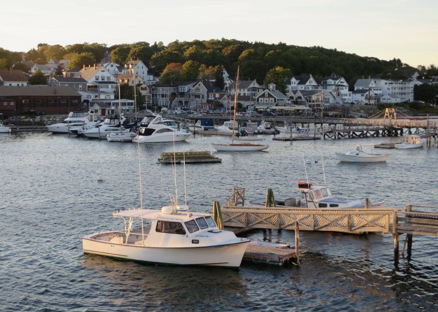 Navigating Mid Coast Maine