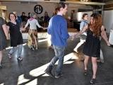 MODERN SQUARE DANCE: