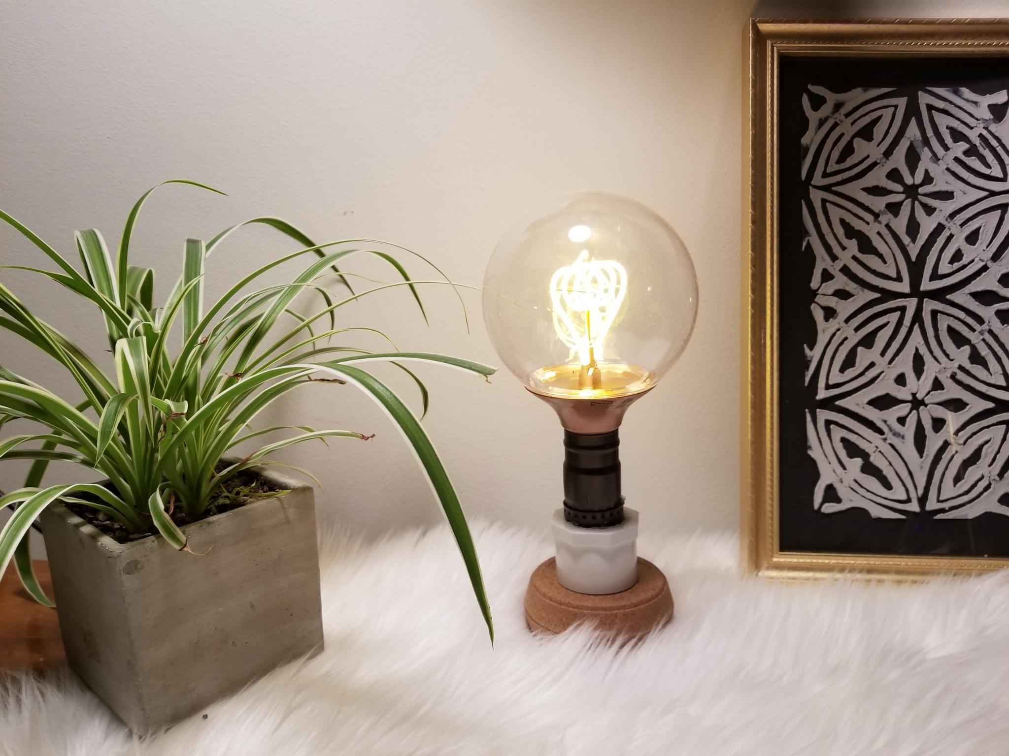 Studio Artisane: Modern Desk Light