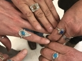 Jewelry - Bezeled Stone Rings for Advanced Beginners 5.1.19