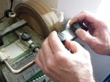 Sharpening Woodworking Tools - Monday Session