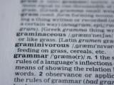 Word Level Grammar
