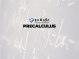 08. PRE-CALCULUS/RECORDED