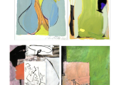 Still-Life Collages/Mixed Media -