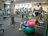 Fitness Center for a Total Workout