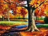 Fall Foliage Paint Night